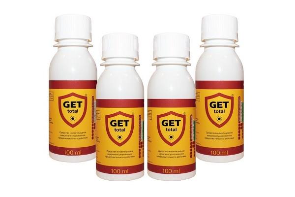 Гет - один из лучших микрокапсулированных препаратов для борьбы с постельными клопами
