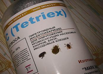 Средство от насекомых